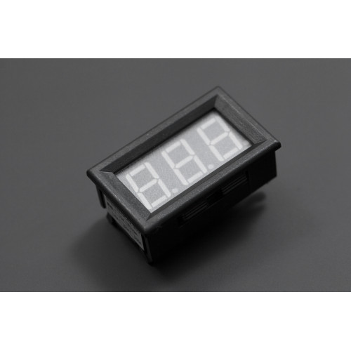 LED Current Meter 10A