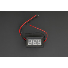 LED Current Meter 10A Green