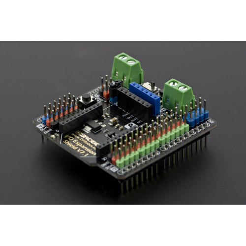 Expansion Shield IO for Arduino V7.1:Gravity