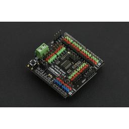 GPIO Expansion Shield for Arduino Gravity