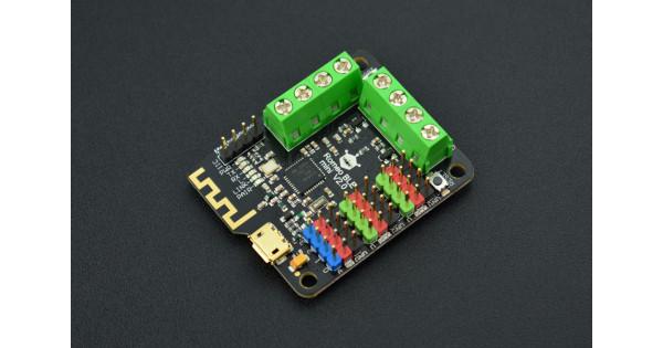 Romeo ble mini small arduino robot control board with