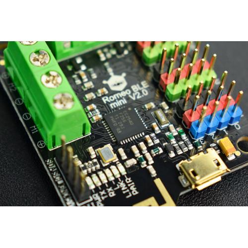 Romeo BLE Mini Small Arduino Robot Control Board with Bluetooth