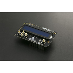 LCD Keypad Shield For Arduino V2.0