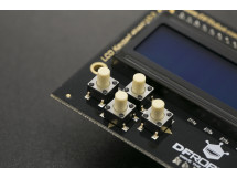 LCD Keypad Shield For Arduino V2.0
