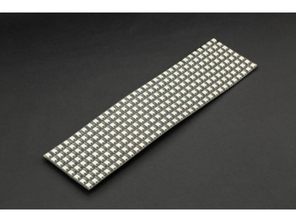 LED Matrix Flexible 8x32 RGB Gravity