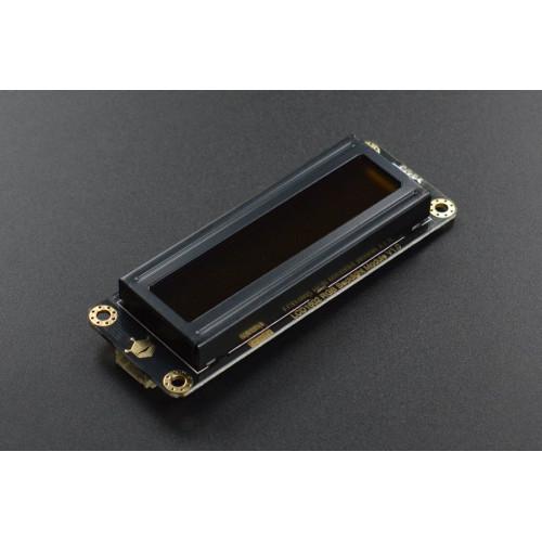 LCD RGB I2C 16x2 Gravity