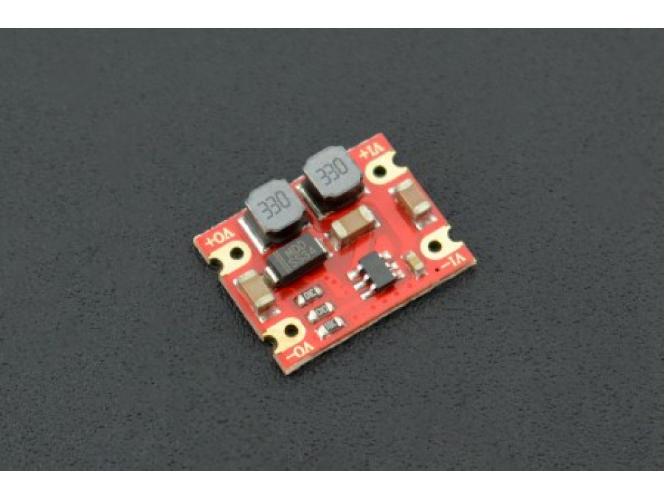 DC DC Automatic Step Up-down Power Module 2.5~15V to 3.3V 600mA