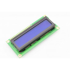 LCD 1602 Character Display Blue Background Module