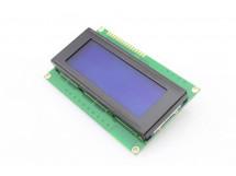 LCD 20x4 Character Module Blue