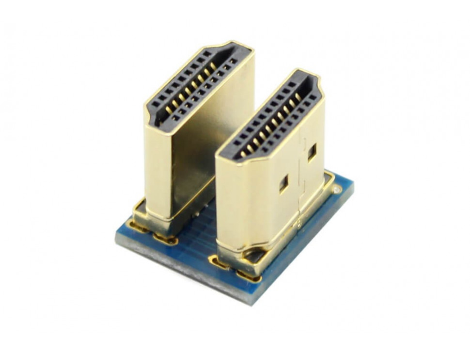 HDMI Connector for 5 inch  Raspberry Pi Screen