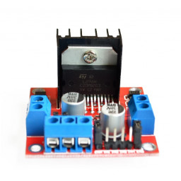 DC Motor Driver / Controller 2x2A L298N