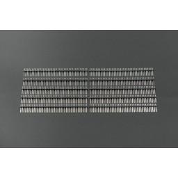 40 Pin Break Away Male Header Long Straight 10 Pcs