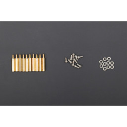 M3 20mm hexagonal standoffs mounting kit 10 sets