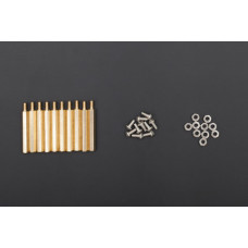 M3 30mm hexagonal standoffs mounting kit 10 sets