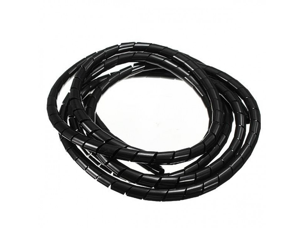 Cable Spiral Wrap 10mm 10 Meters