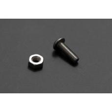 Screw M3x10 low profile hex head cap screw 10 sets