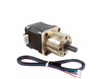 Stepper Motor Bipolar with Planet Gear Box (18kg.cm)