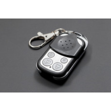 RF Remote Wireless Keyfob 315MHz Metal
