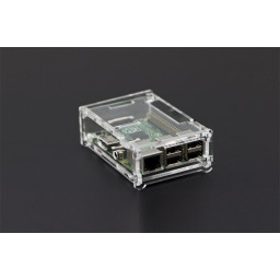 Raspberry Pi B+ 2 Acrylic Enclosure