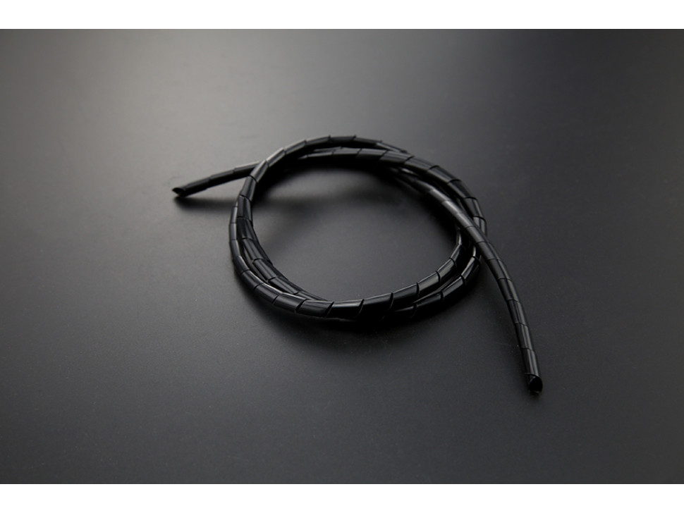 Cable Wrap Spiral 6mm 10M