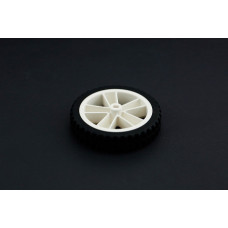 Wheel D80mm Silicone For TT Motor