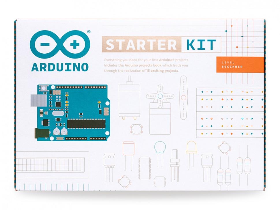 Arduino Official Starter Kit