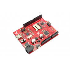 Crowduino Uno with SD card slot Arduino Compatible