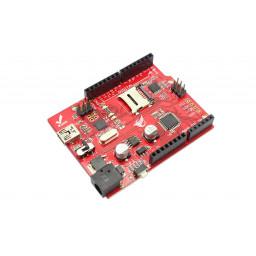 Crowduino Uno with SD card slot Arduino Compatible