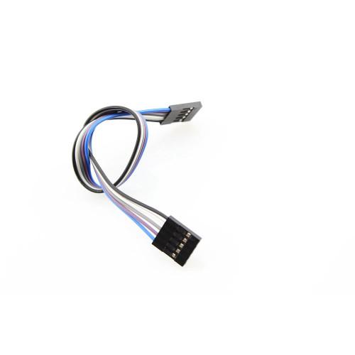 Jumper Wire 5Pin Dual-Female - 200mm
