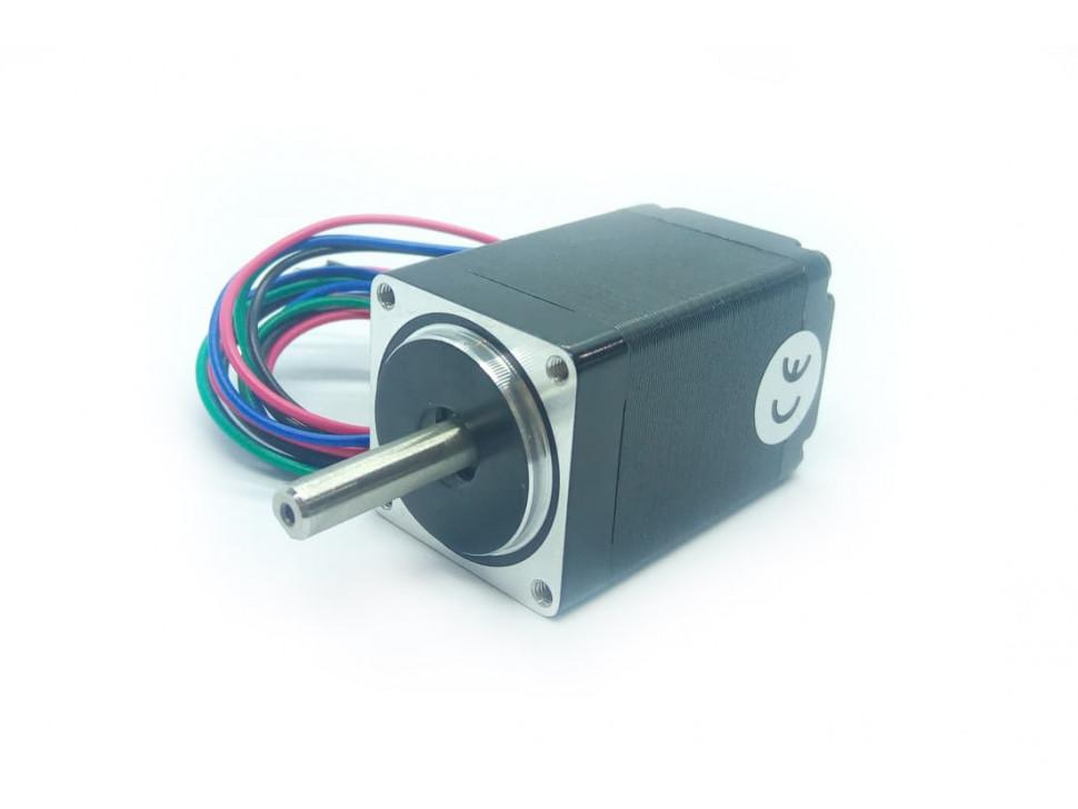 Stepper Motor: Bipolar, 200 Steps/Rev, 20×30mm, 3.9V, 0.6 A/Phase