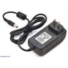 AC / DC 9V 3A Wall Power Adapter 5.5×2.1mm Barrel Jack Center-Positive