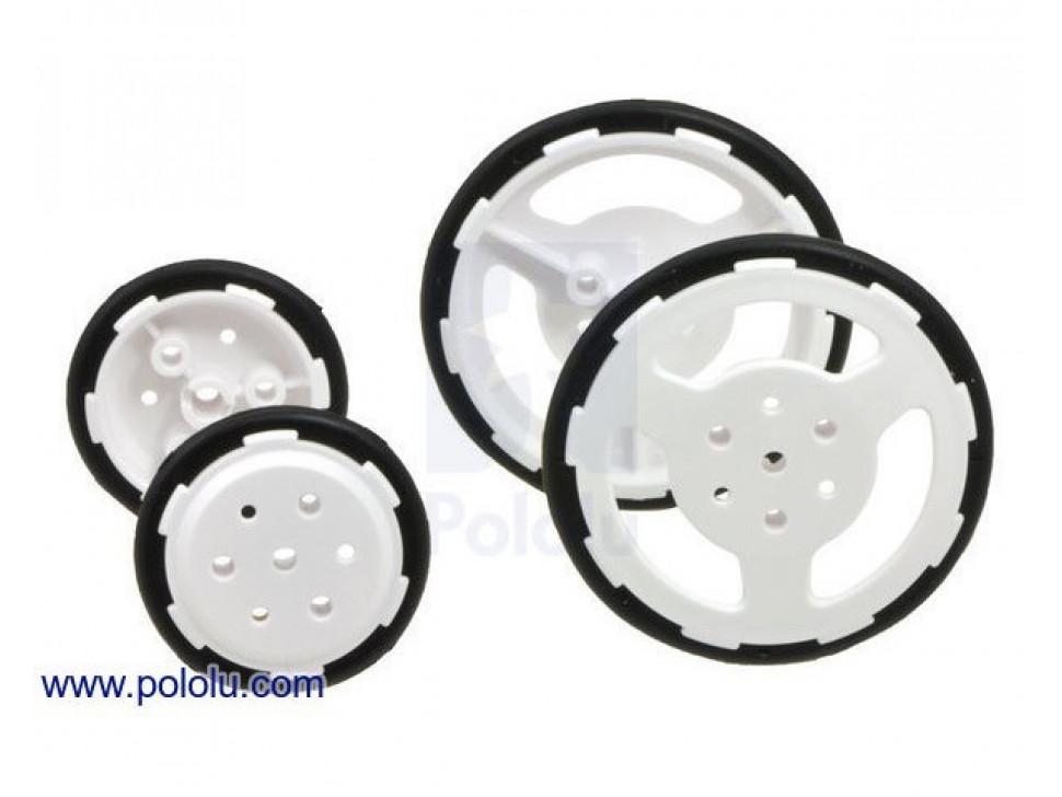 Tire Slim Set Tamiya 70193 4PCS
