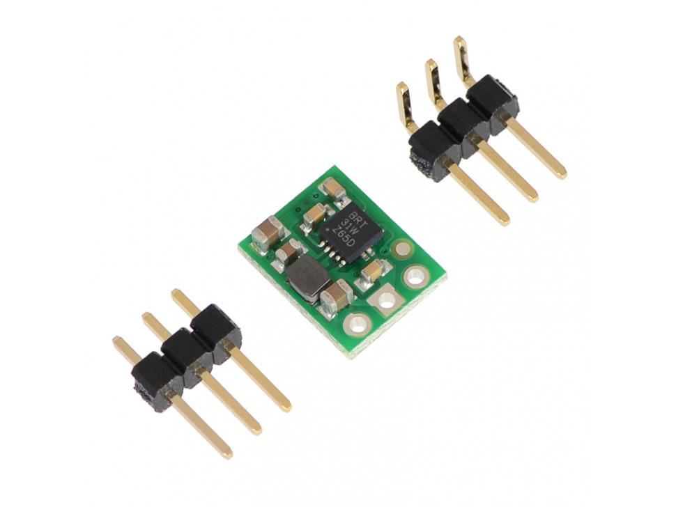 5V Step-Up Voltage Regulator U1V10F5 Pololu