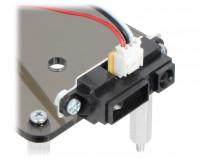 Bracket Pair for Sharp GP2Y0A02 GP2Y0A21 and GP2Y0A41 Distance Sensors Parallel