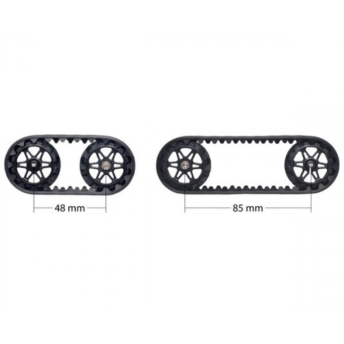 new products   track set 22t black pololu philippines