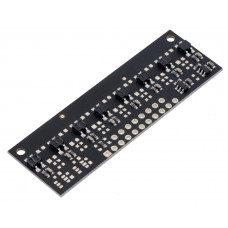 Reflectance Sensor Array QTR-MD-08RC 8-Channel 8mm Pitch RC Output