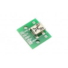 USB Mini Breakout Board