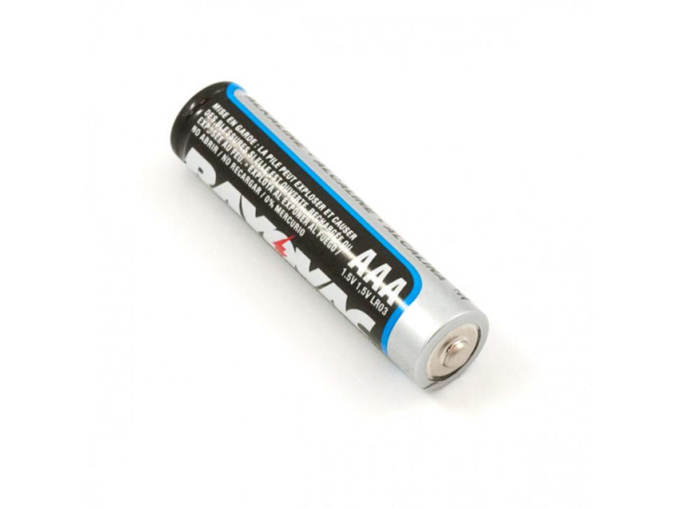 750 mAh Alkaline Battery AAA