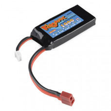 Battery Lithium Ion 1000mAh 7.4v