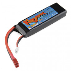 Battery Lithium Ion 2200mAh 7.4v