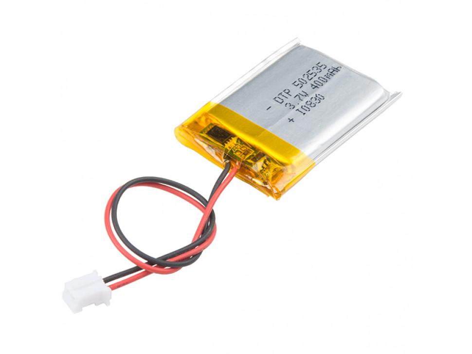 Lithium Ion Battery 400mAh