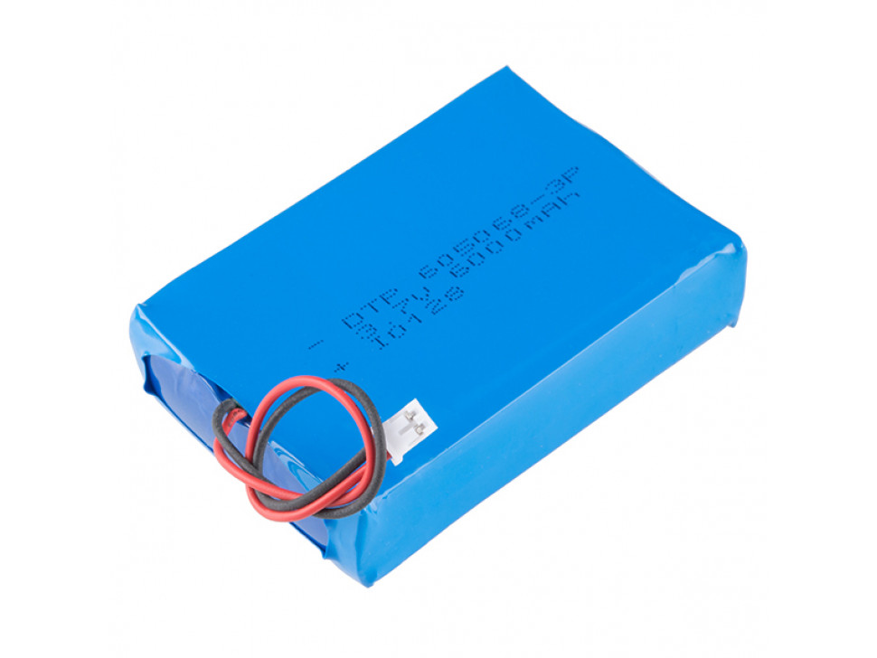 Battery Lithium Ion 6Ah