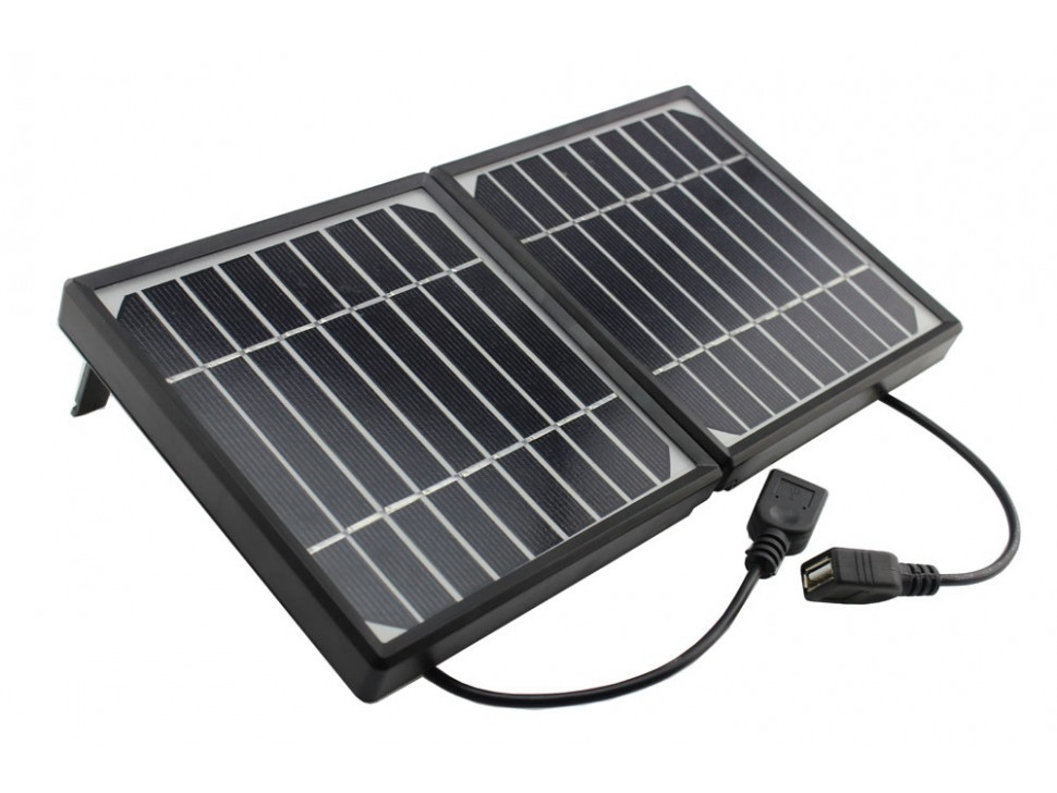 Solar Panel Foldable 5W 5V