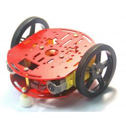 Mobile Platform Kit 2WD Mini Smart Robot