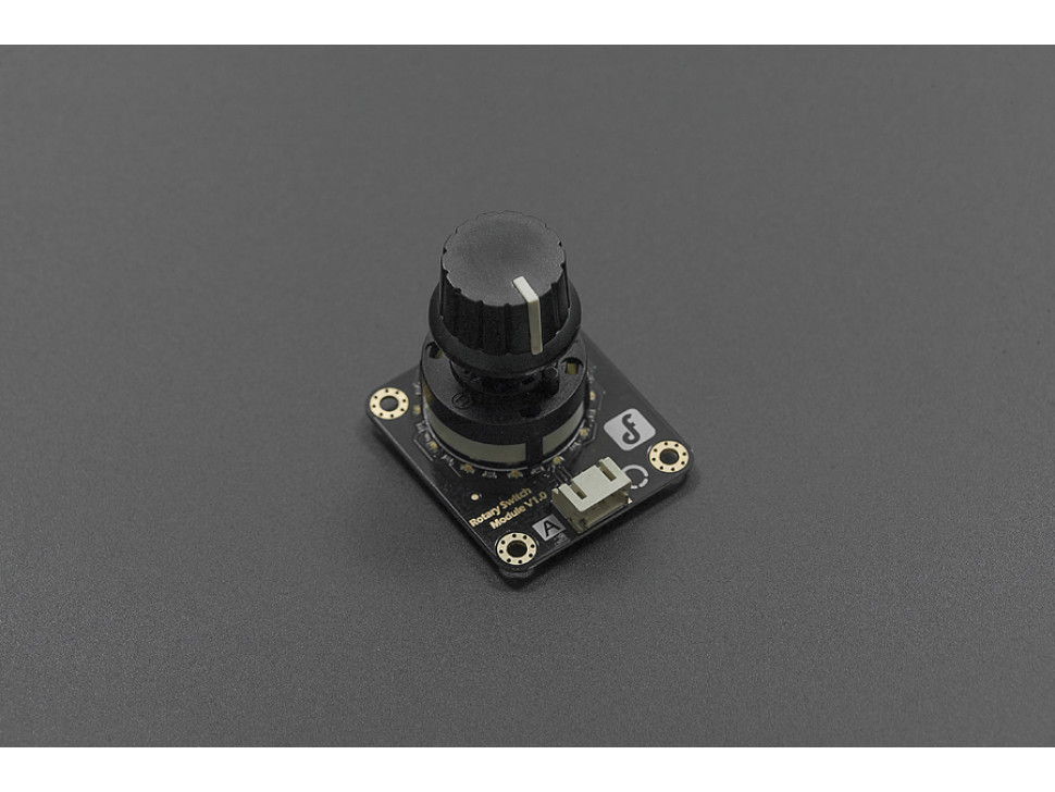 Rotary Switch Analog Module V1 Gravity