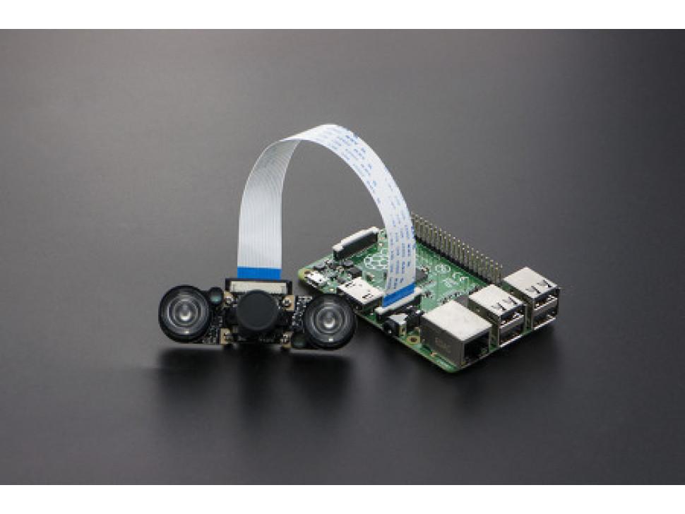 Night Vision Camera 5MP for Raspberry Pi