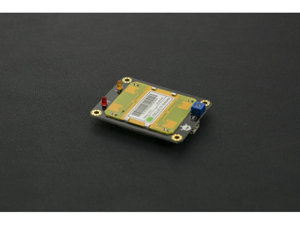 Microwave Digital Sensor Motion Detection