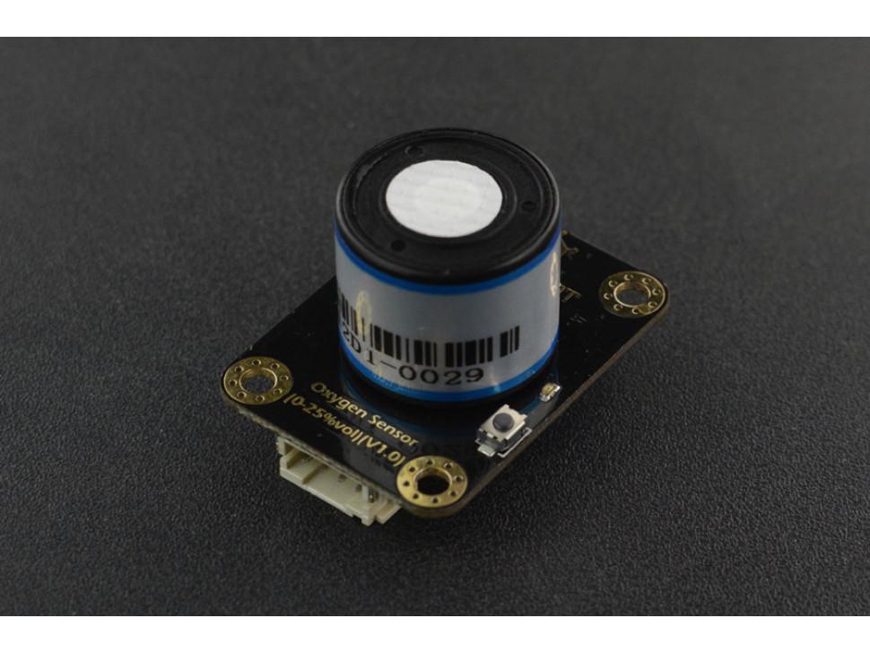 Oxygen Sensor I2C Gravity by DFRobot