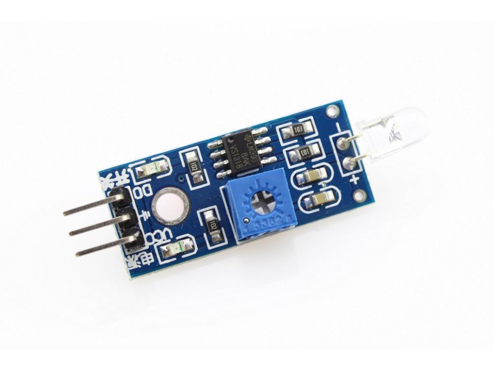Photosensitive Diode Sensor Module
