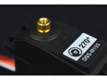 Servo DSS-M15S 270° 15KG DF Metal with Analog Feedback